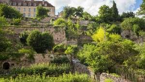 Les jardins d'Avallon