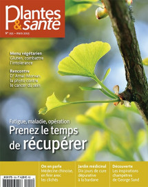 Plantes & Santé n°155 - Numérique