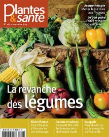 Plantes & Santé n°160 - Numérique
