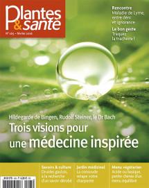 Plantes & Santé n°165 - Numérique