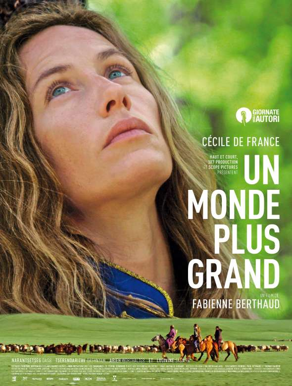 Un monde plus grand - Fabienne Berthaud