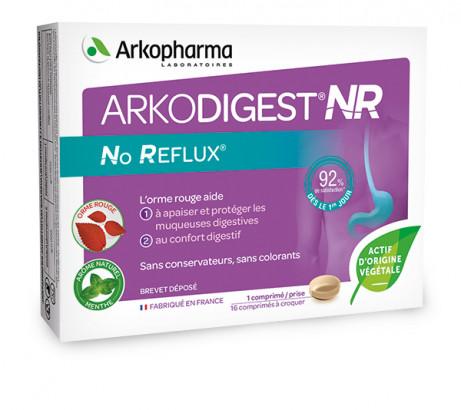 Stop aux reflux