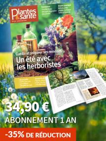 Abonnement  offre spéciale  : 1 an / 11 numéros +  le hors-série L'Energie des Arbres gratuit