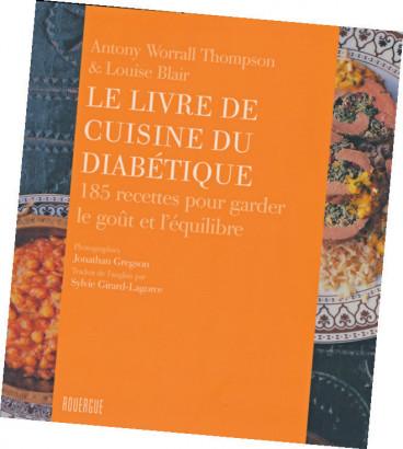 Le livre de cuisine du diabétique