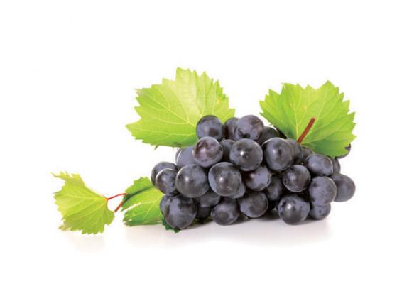 Toujours préférer du raisin bio, car la vigne peut être exposée aux pesticides.
