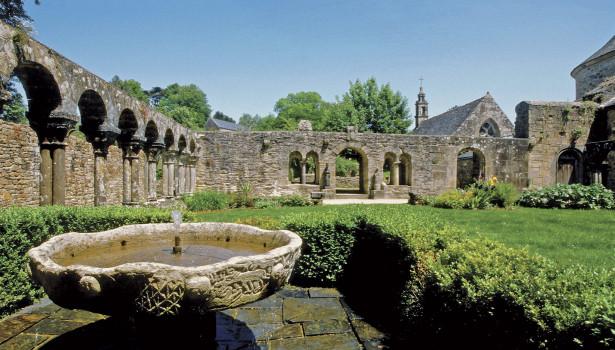 L'abbaye de Daoulas, <br>jardin du monde