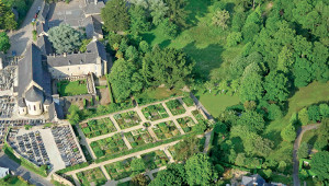 L'abbaye de Daoulas, jardin du monde