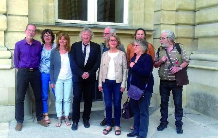écoles d'herboristes et Joël Labbé