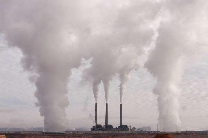 Emissions élevées de CO2