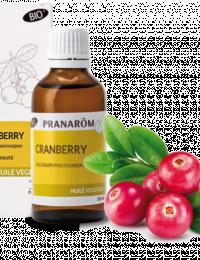 La cranberry : après ses fruits, sonhuile antioxydante