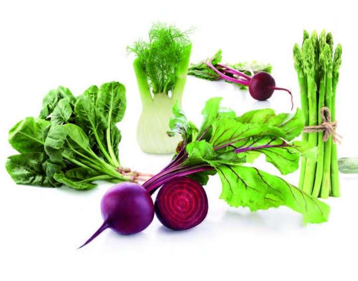 Légumes minceur