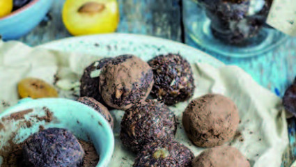 Boules choco-amandes