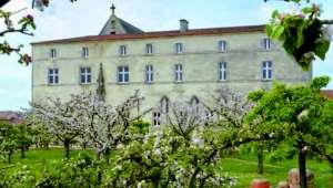 La commanderie de Saint-Marc-la-Lande