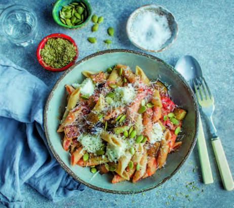 Menu Végétarien Chili végétarien à la patate douce