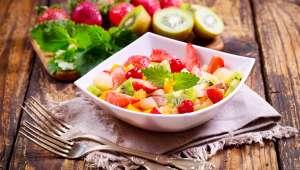 Salade de fruits au gingembre