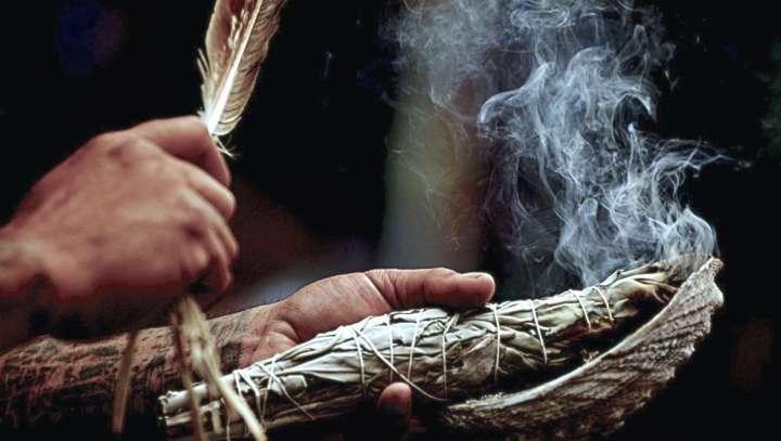 Rites purificateurs chez les Amérindiens