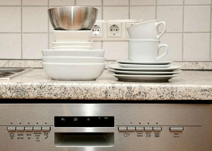 Des pastilles de lave-vaisselle maison