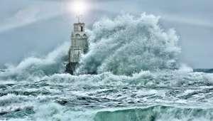 Un rapport alarmant sur la santé des océans.