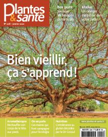 Plantes et Santé n°208 - Numérique