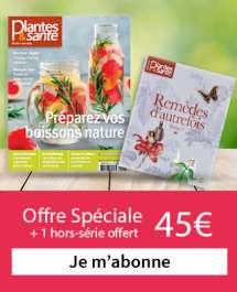 Abonnement intégral  1 an /11 numéros - 45 €