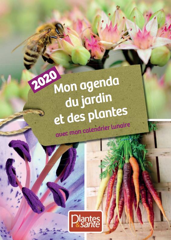 Calendrier Lunaire Jardin Avril 2020.L Agenda Du Jardin Et Des Plantes 2020