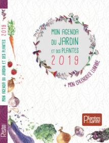 L'agenda du jardin et des plantes 2019