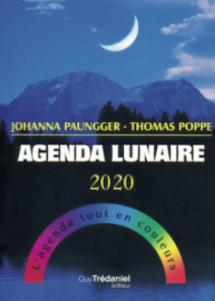 L'agenda Lunaire 2020