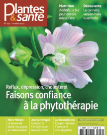 Plantes et Santé n°227 - Numérique