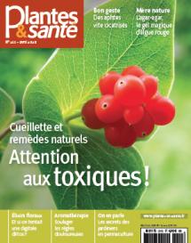 Plantes et Santé n°211 - Numérique