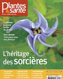 Plantes et Santé n° 203 - Numérique