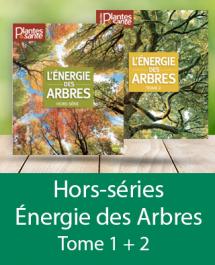Hors-séries Energie des arbres Tome I + II
