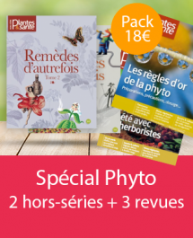 Pack spécial Phyto