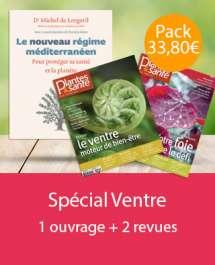 Pack spécial Ventre