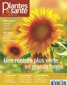 Plantes et Santé n°226 - Numérique