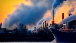 pollution et réchauffement climatique