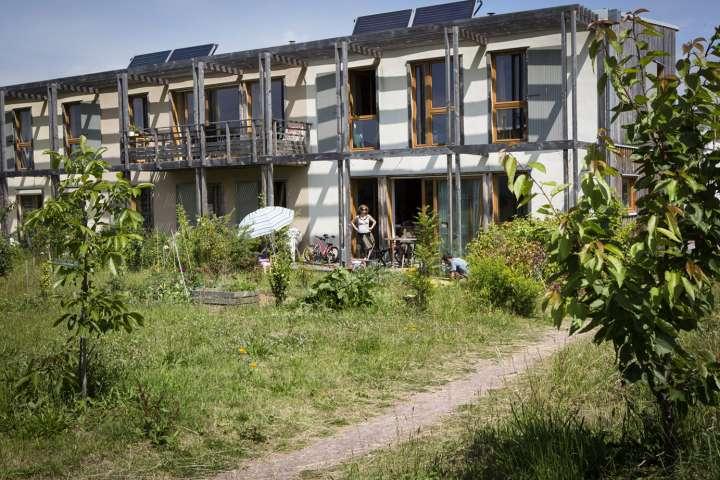 Hameau des Z'Ecobâtisseurs